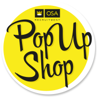 OSA Pop Up Shop